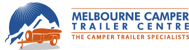 Melbourne Camper Trailer Centre Pakenham VIC Logo